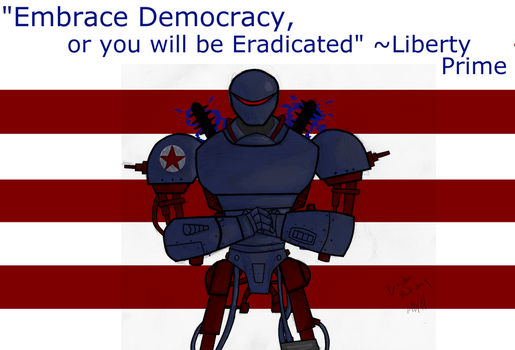 Embrace Democracy by ConcurrentDeath