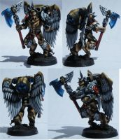 NMM GW Sanguinary Guard Model #4 by will-i-am119