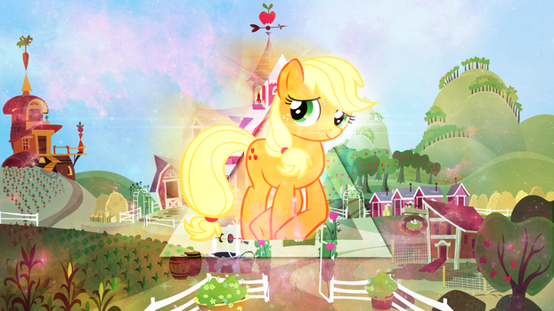 Home is Where The Apples Are by DividedDemensions