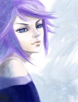 Mizore - cold by oo0Misa0oo