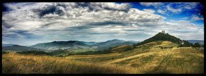 Road to the old fairy tale RGB by Swissvoice