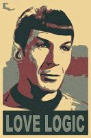 Spock Logic by NeonGlo