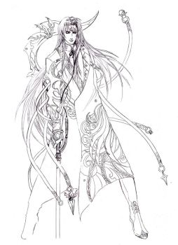character design no .2 by jiuge