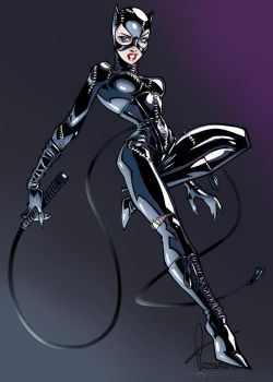 Catwoman - Batman Returns by MrOrozco