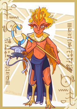 The King of Suns by WhoaConstrictor