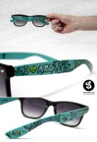 Nanis Glasses by Bobsmade