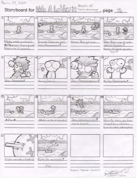 Storyboard - VALV 10 by darkarcompany