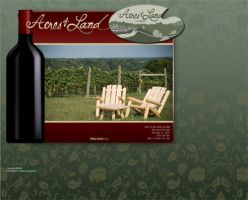 Winery Website by startupprod