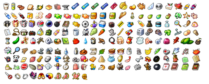 Resources | Food and Objects - 2 by mimihgfh