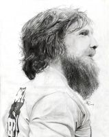 DANIEL BRYAN - GREATEST OF ALL TIME by Mewax42
