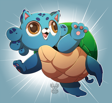 TURTLECAT by xNIR0x