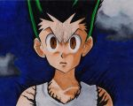 Gon's Rage by Gareque