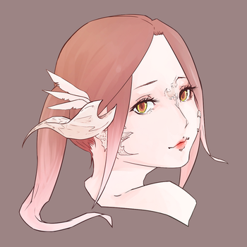(commissioned) Chiyo by enralis