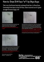 Tutorial - Draw Side Face by bunnify