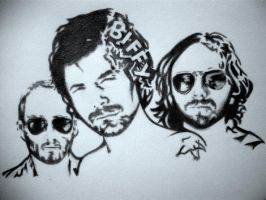 Biffy Clyro-T-shirt design by shell31