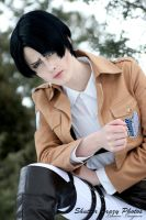 Levi - Snow by shutter-crazy
