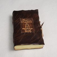 My Favourite Receipe Book by gildbookbinders