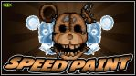 RAT - Five Nights at Candys - SPEEDPAINT Pixel art by GEEKsomniac