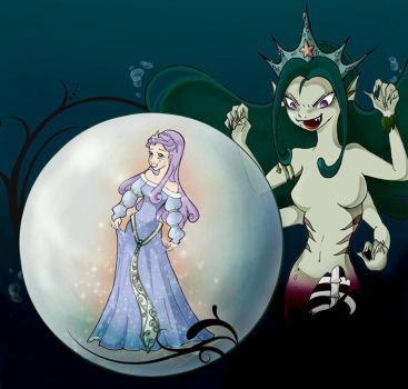.About Witches and Princesses by Illusion-and-Dream