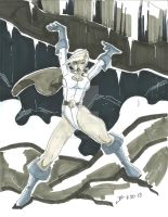 Action Power Girl by jbugx