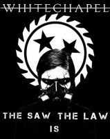 The Saw is The Law by HisWeskerness