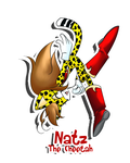Gift: Natz The Cheetah by Kitsune-Megamisama