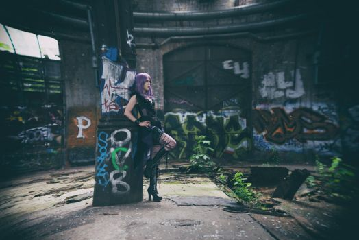 Lost but not forgotten (Lost Places Photoshoot) by Cleo-Feline