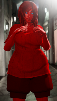 Generic Pic Of Redna by WitchyGmod