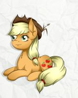 Applejack. by Topas-Art