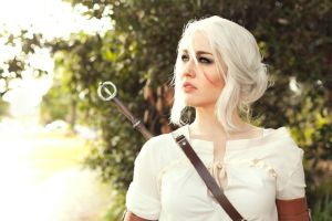 Ciri - Witcher 3 cosplay by Soylent-cosplay