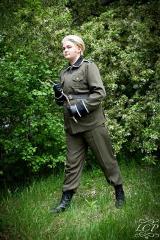 Hetalia: Germany and Shtick by LiquidCocaine-Photos