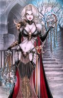 Lady Death by sorah-suhng