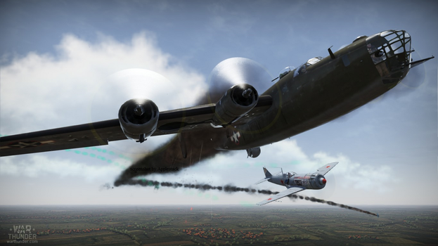 Attack on Titan (War Thunder version) _ part 2 by K4nK4n