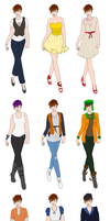 Idealized and Dressy - More by Radiius