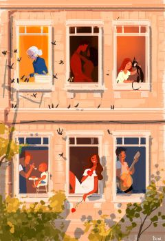 Today it s all about loving. by PascalCampion