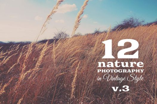 12 Free Nature Photos v.3 by hugoo13