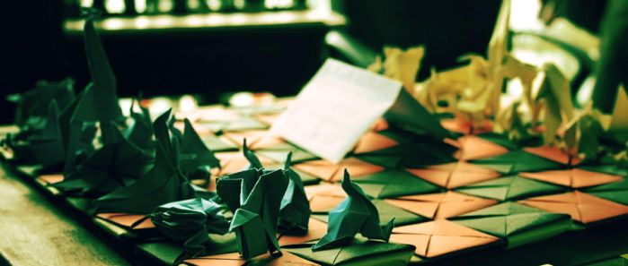 origami chess by plain-T