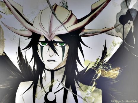 Ulquiorra Wallpaper by AkaneOtaku