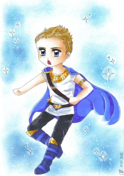 Prize: Chibi Prince Asterion by MTToto