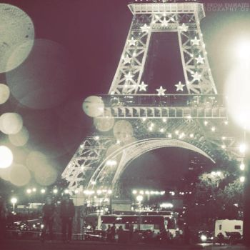 a night in Paris by light-from-Emirates
