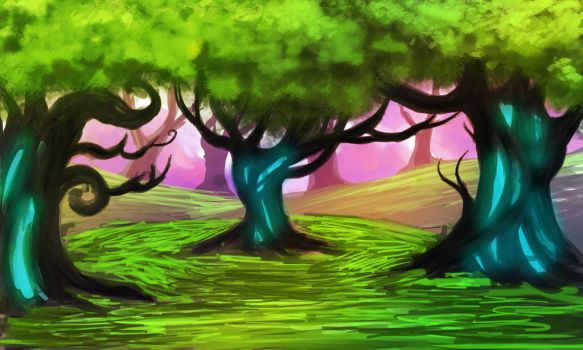 speed painting4 by Jixed