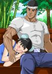 Ryu X Chunli ( How street fighter's should end) by MemorialComics
