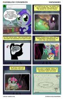 Ask Pun - Changeling Conversion by Wadusher0
