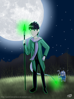 Rise of the Guardians SHIFT - Mori + an small... by LordBlackTiger666