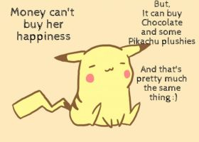 You can't buy her happiness by abstract-dreamer