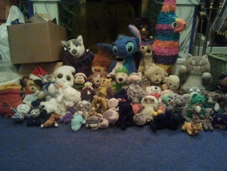 Teddys of My Room by Mudley
