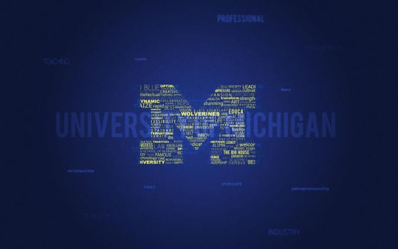 University of Michigan by technouse