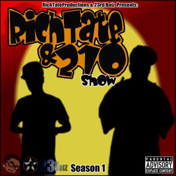 Rich Tate and 210 Mixtape by RichTate