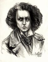 Sweeney Todd by remstan