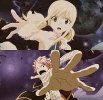 Nalu Fairy Tail by LukaFromFairyTail